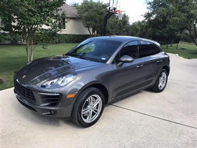 2015 Porsche Macan lease in Leander,TX - Swapalease.com