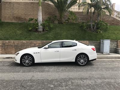 2016 Maserati Ghibli lease in glendale,CA - Swapalease.com