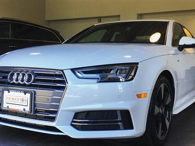 2017 Audi A4 lease in Boca Raton,FL - Swapalease.com
