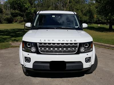 2016 Land Rover LR4 lease in Bensenville,IL - Swapalease.com