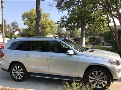 2016 Mercedes-Benz GL-Class lease in Sherman Oaks,CA - Swapalease.com