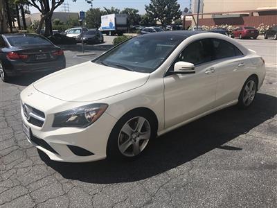 2016 Mercedes-Benz CLA-Class lease in Burbank,CA - Swapalease.com