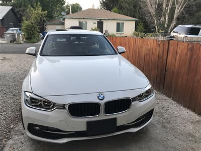 2016 BMW 3 Series lease in Boise,ID - Swapalease.com