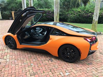 2016 BMW i8 lease in Miami,FL - Swapalease.com