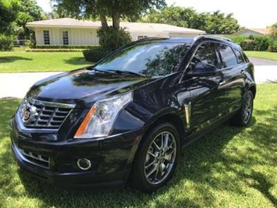 2016 Cadillac SRX lease in Miami,FL - Swapalease.com