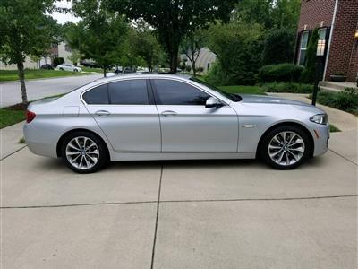 2016 BMW 5 Series lease in Upper Marlboro,MD - Swapalease.com