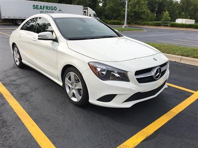2015 Mercedes-Benz CLA-Class lease in Charlotte,NC - Swapalease.com