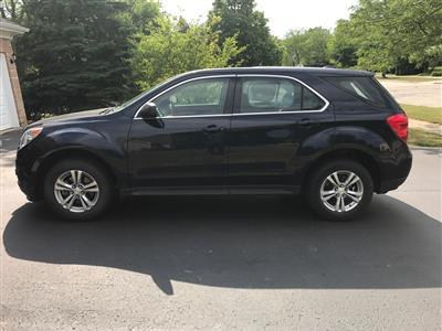 2015 Chevrolet Equinox lease in Gurnee,IL - Swapalease.com