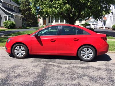2015 Chevrolet Cruze lease in Fairport,NY - Swapalease.com