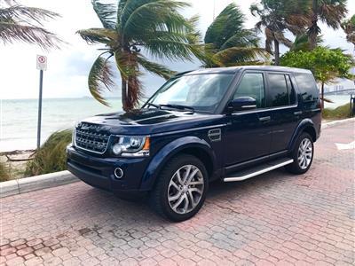 2016 Land Rover LR4 lease in key biscayne,FL - Swapalease.com