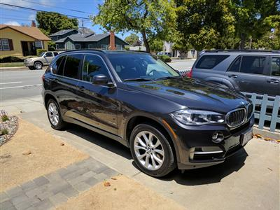 2016 BMW X5 lease in Burlingame,CA - Swapalease.com