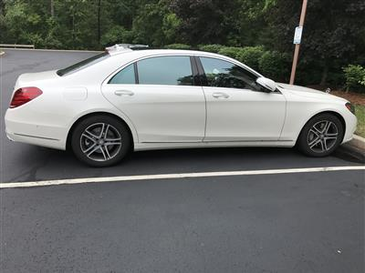 2016 Mercedes-Benz S-Class lease in Burlington,MA - Swapalease.com