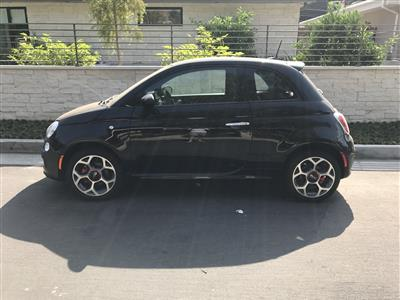 2016 Fiat 500 lease in Beverly Hills,CA - Swapalease.com