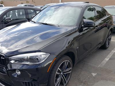 2017 BMW X6 M lease in San Diago,CA - Swapalease.com