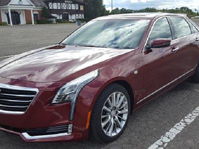 2016 Cadillac CT6 lease in Machesney Park,IL - Swapalease.com