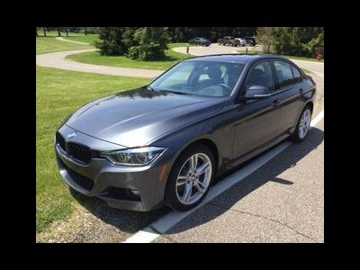 2016 BMW 3 Series lease in Rochester,MI - Swapalease.com