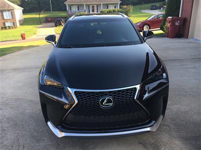 2016 Lexus NX 200t lease in pinson,AL - Swapalease.com