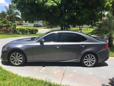 2016 Lexus IS 200t lease in Hollywood,FL - Swapalease.com