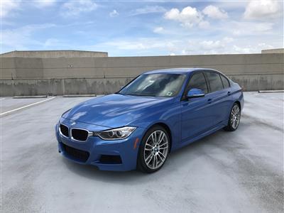 2014 BMW 3 Series lease in parkland,FL - Swapalease.com