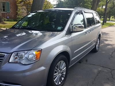 2015 Chrysler Town and Country lease in Buffalo,NY - Swapalease.com