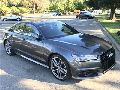 2016 Audi S6 lease in SAN RAFAEL,CA - Swapalease.com
