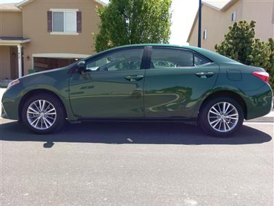 2015 Toyota Corolla lease in Lehi,UT - Swapalease.com
