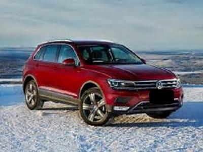 2016 Volkswagen Tiguan lease in Minneapolis,MN - Swapalease.com