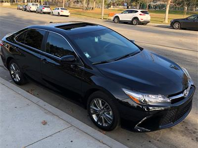 2017 Toyota Camry lease in Costa mesa,AR - Swapalease.com