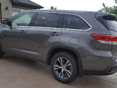 2017 Toyota Highlander lease in Rochelle ,IL - Swapalease.com