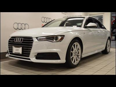 2017 Audi A6 lease in Chicago,IL - Swapalease.com