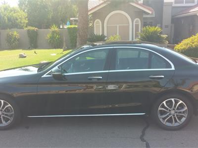 2016 Mercedes-Benz C-Class lease in Tempe,AZ - Swapalease.com