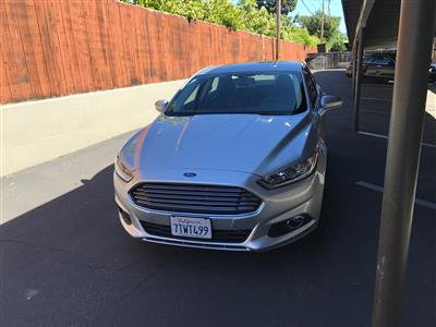 2016 Ford Fusion Energi lease in Campbell,CA - Swapalease.com