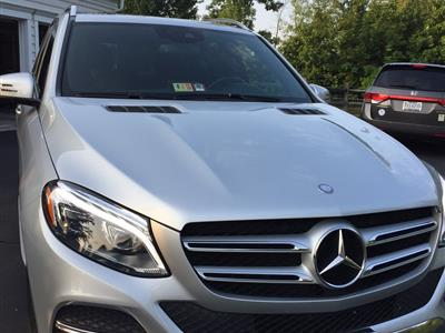 2016 Mercedes-Benz GLE-Class lease in Chantilly,VA - Swapalease.com