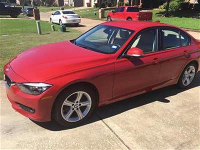 2014 BMW 3 Series lease in Reno,TX - Swapalease.com
