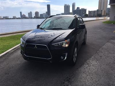 2015 Mitsubishi Outlander Sport lease in Sunny Isles Beach,FL - Swapalease.com