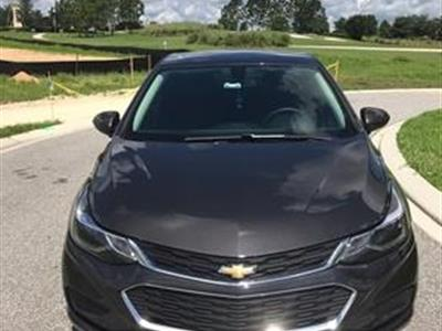 2017 Chevrolet Cruze lease in Champions Gate,FL - Swapalease.com