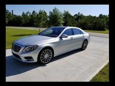 2016 Mercedes-Benz S-Class lease in Savannah,GA - Swapalease.com