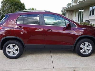2016 Chevrolet Trax lease in Orfordville,WI - Swapalease.com