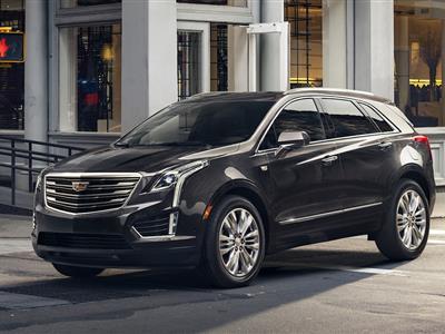2017 Cadillac XT5 lease in santa clarita,CA - Swapalease.com