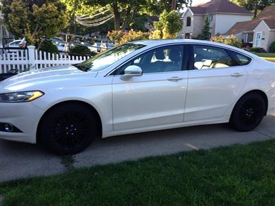 2016 Ford Fusion lease in Staten Island,NY - Swapalease.com