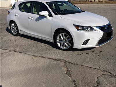 2015 Lexus CT 200h lease in Des Moines,IA - Swapalease.com