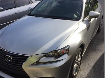 2016 Lexus IS 200t lease in Pompano Beach,FL - Swapalease.com