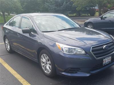 2017 Subaru Legacy lease in Saint Charles,IL - Swapalease.com