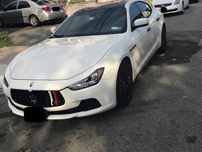 2016 Maserati Ghibli lease in Brooklyn,NY - Swapalease.com