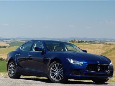 2015 Maserati Ghibli lease in Beverly Hills,CA - Swapalease.com