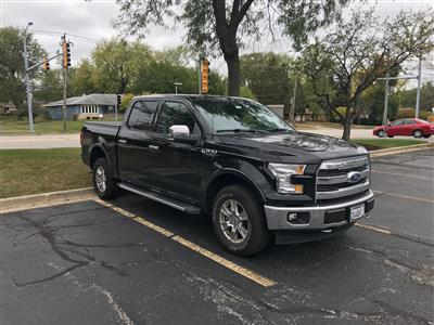 2017 Ford F-150 lease in Schaunburg,IL - Swapalease.com