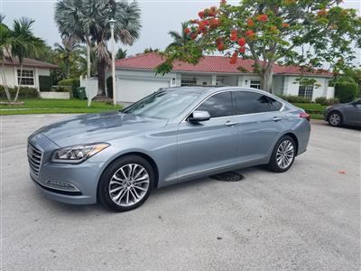 2017 Genesis G80 lease in Weston,FL - Swapalease.com