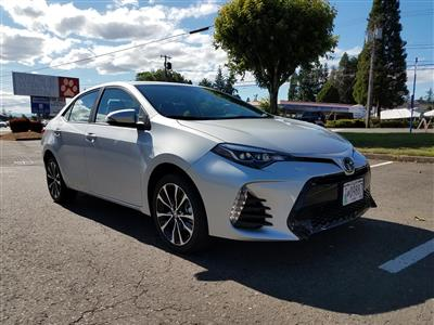 2017 Toyota Corolla lease in Albany,OR - Swapalease.com