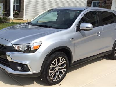2016 Mitsubishi Outlander Sport lease in Xenia,OH - Swapalease.com