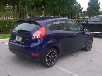 2016 Ford Fiesta lease in miami,FL - Swapalease.com